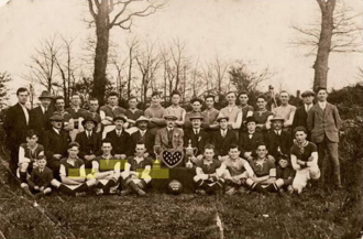 Saltash United F.C. - Image: Saltash Stars in 1924