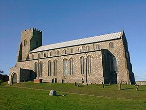 Salthouse - Image: Salthouse church