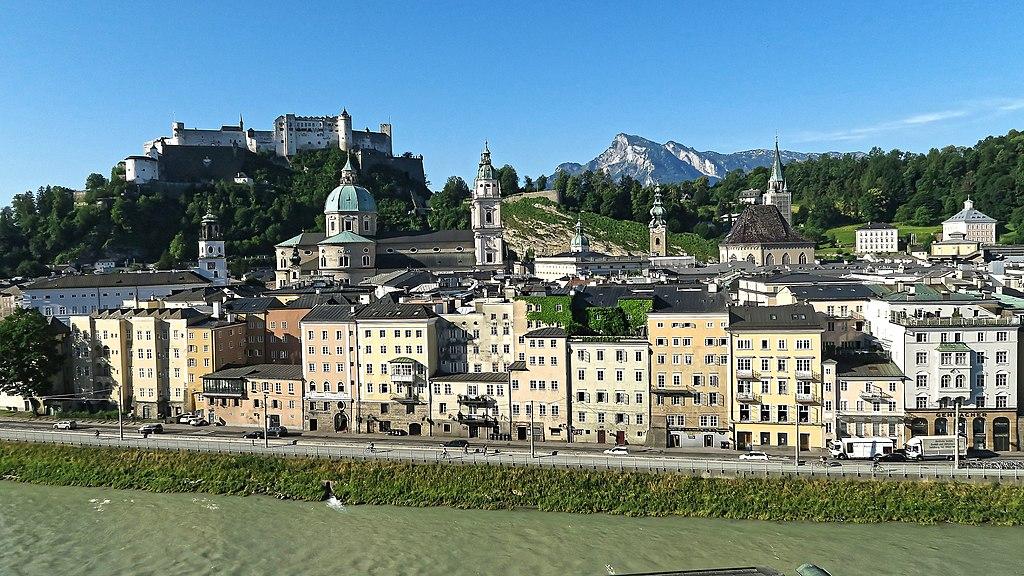Salzburg Dom Burg 11