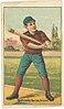 Sam Barkley, St. Louis Browns, baseball card portrait LCCN2007680793.jpg