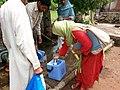 Sampling Water for Cholera - Pakistan (17055923475).jpg