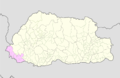 Samtse Bhutan location map.png