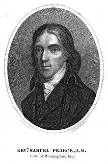 Samuel Pearce