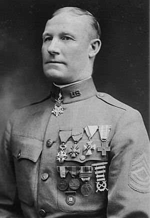 Samuel Woodfill - Medal of Honor recipient
