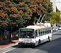 SanFran 14TrSF trolleybus 5592 (cropped).jpg