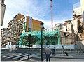 San Bartolome kaleko etxeak eraisten - Derribo de edificios de la calle Easo. (23722648252).jpg