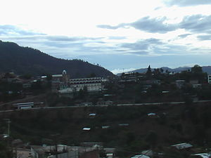 Yautepec District - San Juan Juquila Mixes
