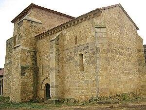 Monastery of San Miguel de Escalada - Image: San Miguel de Escalada (2007)