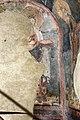 San lorenzo in insula, cripta di epifanio, affreschi di scuola benedettina, 824-842 ca., teoria di sei sante in costume bizantino, 02,1.jpg