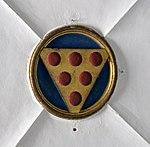 San marco, sagrestia, stemma medici 01.jpg