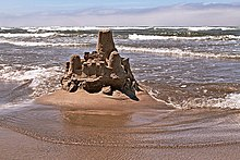 Sand castle, Cannon Beach.jpg