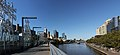 Sandridge Bridge Towards Flinders Railway Station.jpg