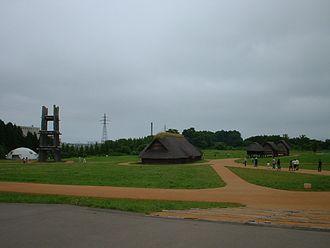 Aomori (city) - Sannai-Maruyama site