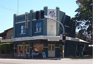 Sans Souci, New South Wales - Image: Sans Souci 6
