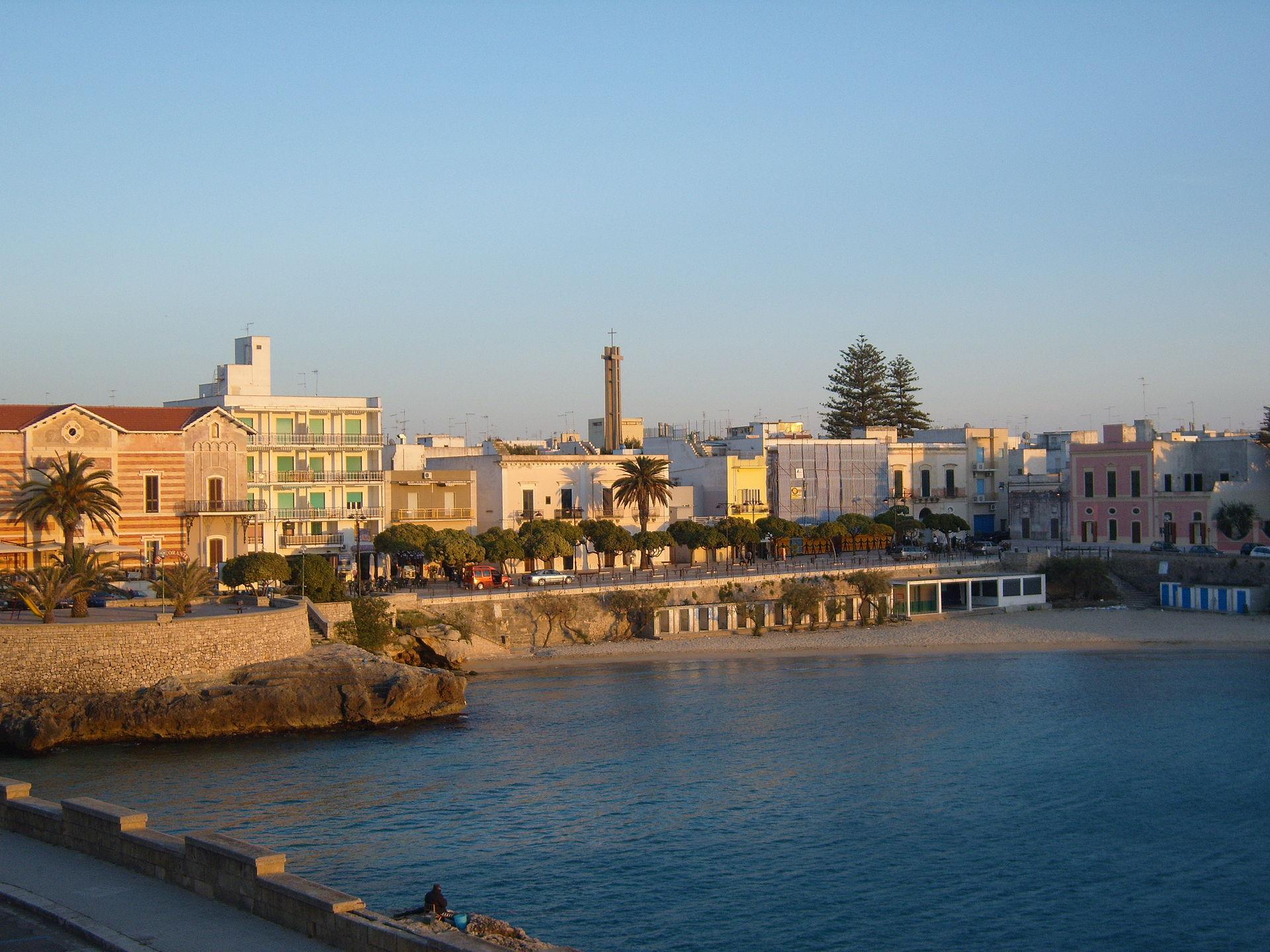 Santa maria al bagno wikipedia for Bagno 8 rivabella