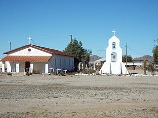 Santan, Arizona Unincorporated community in Arizona, United States