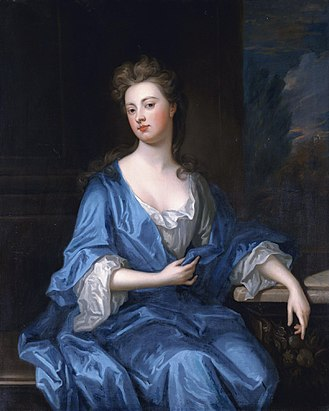 John Churchill, 1st Duke of Marlborough - Sarah Churchill, Duchess of Marlborough. Attributed to Godfrey Kneller.