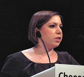Sarah Teather British politician