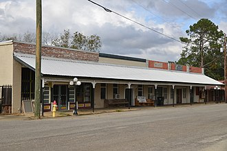 Sasser, Georgia - Image: Sasser Commercial Historic District, Sasser, GA, US (05)