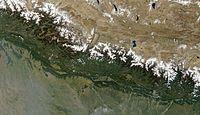 Satellite image of Nepal in October 2002.jpg