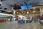 Scaled Composites' SpaceShip Two Under Construction (8479477666).jpg