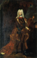 Schilbach - Frederick II of Saxe-Gotha-Altenburg - Schloss Friedenstein.png