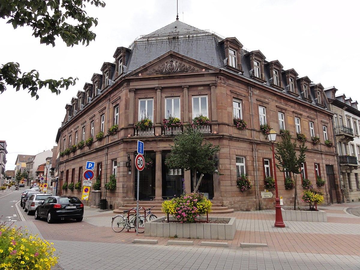Schiltigheim wikip dia - Piscine municipale exterieure strasbourg ...