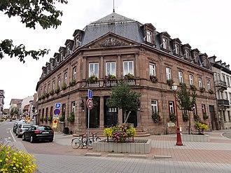 Schiltigheim - The old town hall