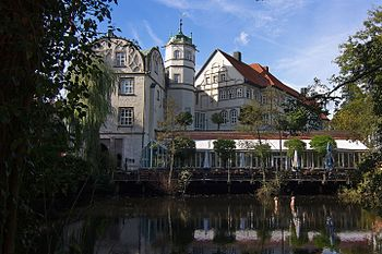 Schlossrestaurant Zentgraf