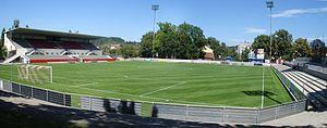 Stadion Schützenwiese - Image: Schuetzenwiese