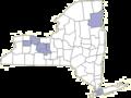 Scleria verticillata NY-dist-map.png
