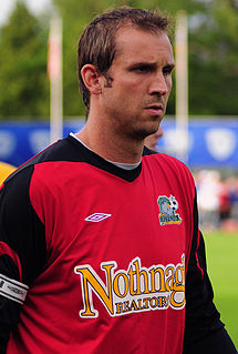 Scott Vallow American soccer player