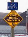 ScottishLiberalDemocratsNoEntry-Stornoway-Scotland-20100407.jpg