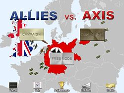 Allies vs. Axis v2.0