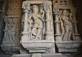 Sculptures inside Jain temple,Chittorgarh Fort 08.jpg