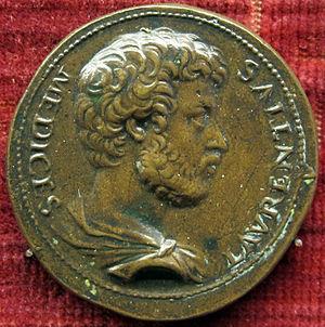 Lorenzino de' Medici - Image: Scuola fiorentina, medaglia di lorenzino de' medici