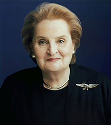 Image illustrative de l'article Madeleine Albright