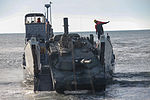 Second Tanks crashes Onslow Beach 130301-M-RW232-003.jpg