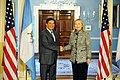 Secretary Clinton Shakes Hands With Guatemalan Foreign Minister Foreign Minister Caballeros (6918242379).jpg