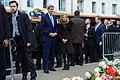 Secretary Kerry, Ambassador Hartley Prayer Over Flowers Left in Memory of Slain Paris Police Officer (15672381963).jpg