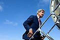 Secretary Kerry Boards His Aircraft at Mogadishu Aden Abdulle International Airport in Somalia (17173418107).jpg