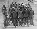 Secretary of the Navy Josephus Daniels shaking hands with Lieutenant Commander A.C. Read of the NC-4.jpg