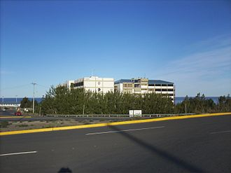 Comodoro Rivadavia - Campus of the National University of Patagonia San Juan Bosco