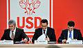 Semnarea protocolului de infiintare a Uniunii Social Democrate - 10.02.2014 (2) (12436677994).jpg