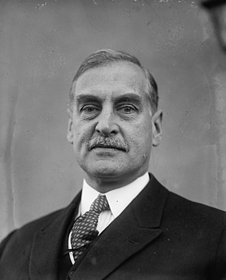 George W. Pepper - Image: Senator Geo. W. Pepper, 1 10 22 LOC npcc.05608 (cropped)
