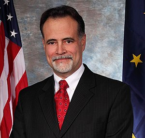 Peter Micciche - Image: Senator Peter Micciche