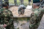 Senior Colombian army engineer visits South Carolina National Guard Best Engineer Competition 150822-Z-XH297-006.jpg