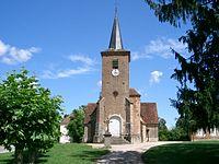 Sens-sur-Seille - église (Saône-et-Loire - France).JPG