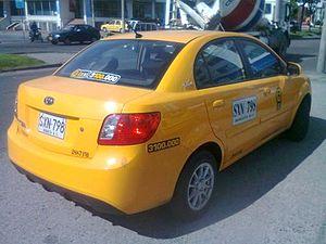 Kia Sephia - Kia Sephia Taxi (JB)
