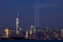 68726b58d884 The Tribute in Light on September 11